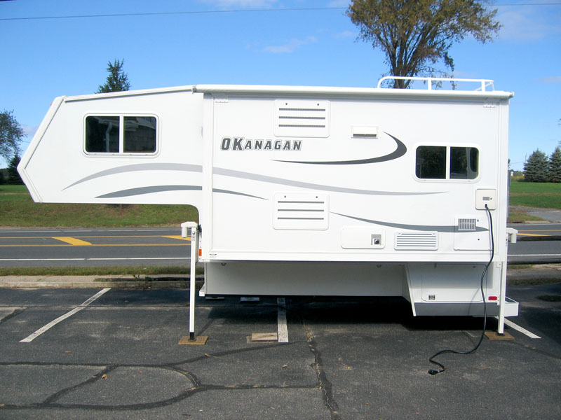 Campers For Sale Near Me >> East End Campers - Slide in - Truck Campers - 2007 ...