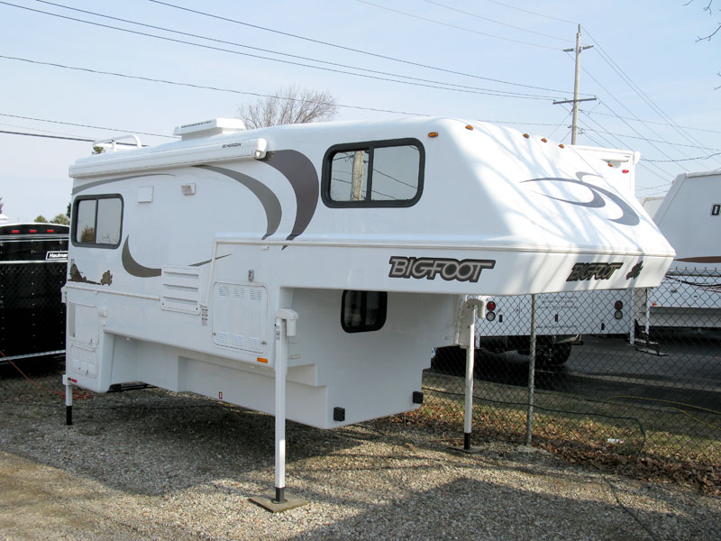 East end campers slide in truck campers 2008 bigfoot 25c 10 6