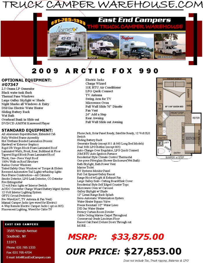 arctic fox generator wiring diagram arctic automotive wiring 09 arctic fox 990 07347specs