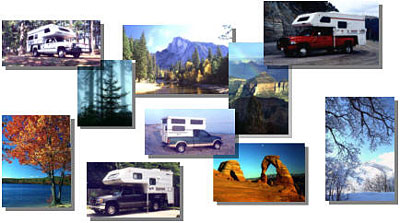 Outfitter Manufacturing builds one of the best popup truck campers