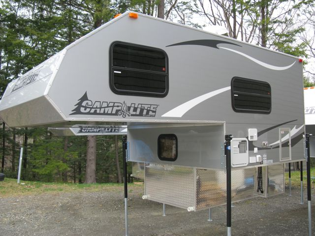East End Campers Camp Lite Truck Campers