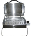 Stainless Portable Camper Grill