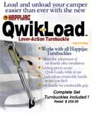 HappiJac Turnbuckles w/ Qwik-Loads (4pc)