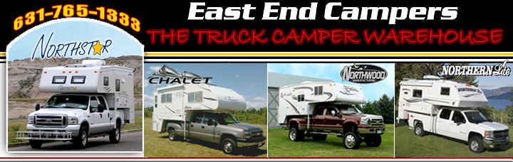 East End Campers - The Truck Camper Warehouse