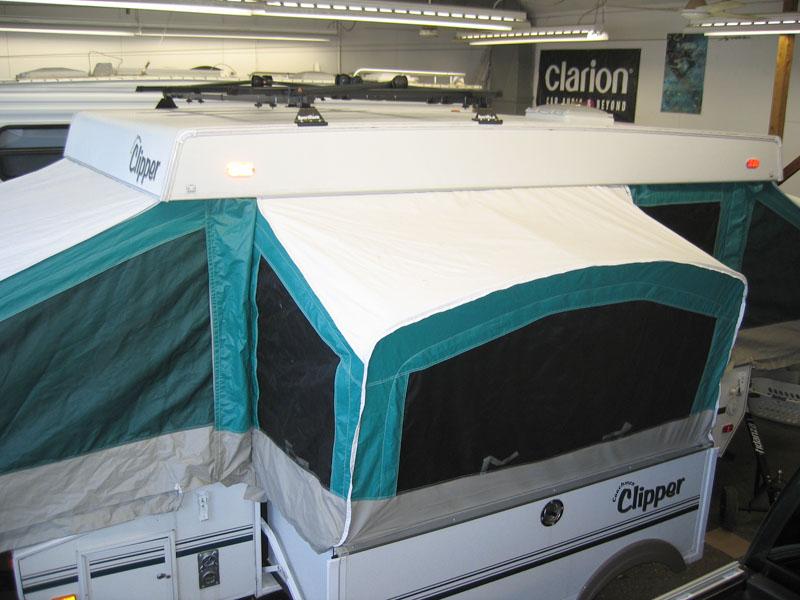 Coachmen slide in truck camper http www eastendcampers com